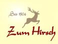 Logo Gasthof & Metzgerei Hirsch