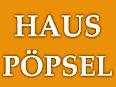 Logo - Haus Pöpsel