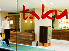 restaurant taku k ln. Black Bedroom Furniture Sets. Home Design Ideas