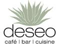 Logo deseo cafe I bar I cuisine