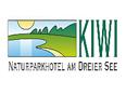 Café und Restaurant im Kiwi Naturpark Hotel