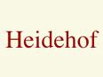 Landhaus Heidehof