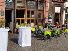 Restaurant Zimmer Küche Bar Heidelberg