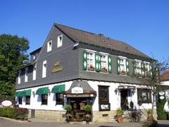 Hotel & Restaurant Eggers Salon de Menu