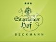 Beckmanns Restaurant im Sauerländer Hof