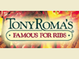 Tony Roma's - Famous for Rips -