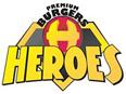 Logo - Heroes Premium Burger