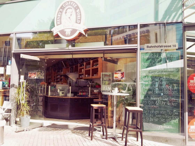 Bild1 - Henry's Coffee