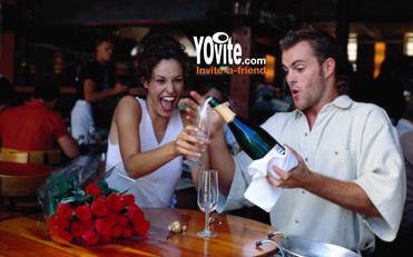 Valentinstag: Zur Feier des Tages einen Restaurant-Gutschein verschenken